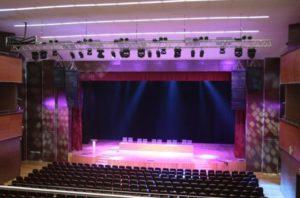 Сцена, большая сцена, концертная сцена