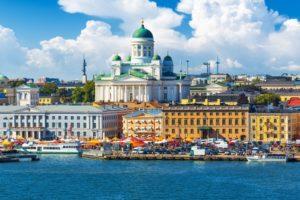Международный конкурс в Хельсинки (Финляндия) - Стокгольм (Швеция)