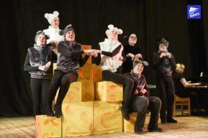 Детская театральная школа города Мурманска на конкурсе ЗАМЕТЬТЕ 2018