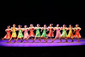 Народная стилизация в танце на конкурсе «Достояние русской культуры- детям» Волгоград 17 -20 ноября 2018
