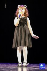 Эстрадный вокал на конкурсе НАПОКАЗ Екатеринбург февраль 2019
