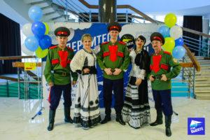 Народный ансамбль на конкурсе Славянскае сваяцтва Минск 2019