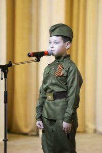 Патриотическая русская песня на вокальном конкурсе Весенний Спев (Сочи 2019)