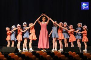 Эстрадный танец на конкурсе Дорогой Жизни 2019 Санкт-Петербург