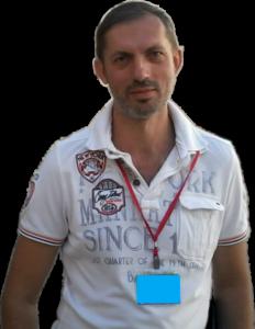 Виктор Викторович Киеня координатор конкурса в Черногории 2019