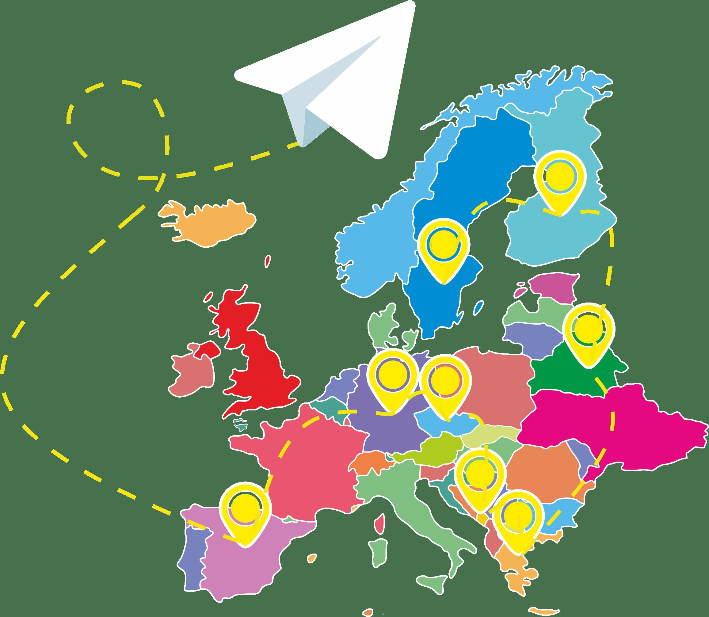 Фестивали и конкурсы в Европе 2020 от организаторов НАВЫСОТЕ