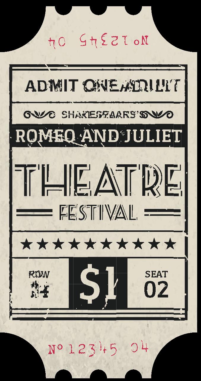 билет на театральный фестиваль