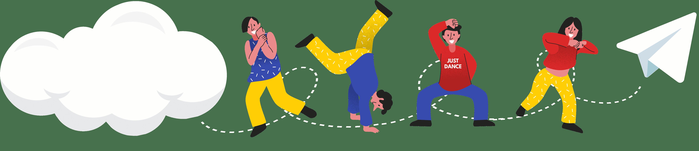 Конкурсы для танцевальных коллективов НА ВЫСОТЕ 2019 2020 года