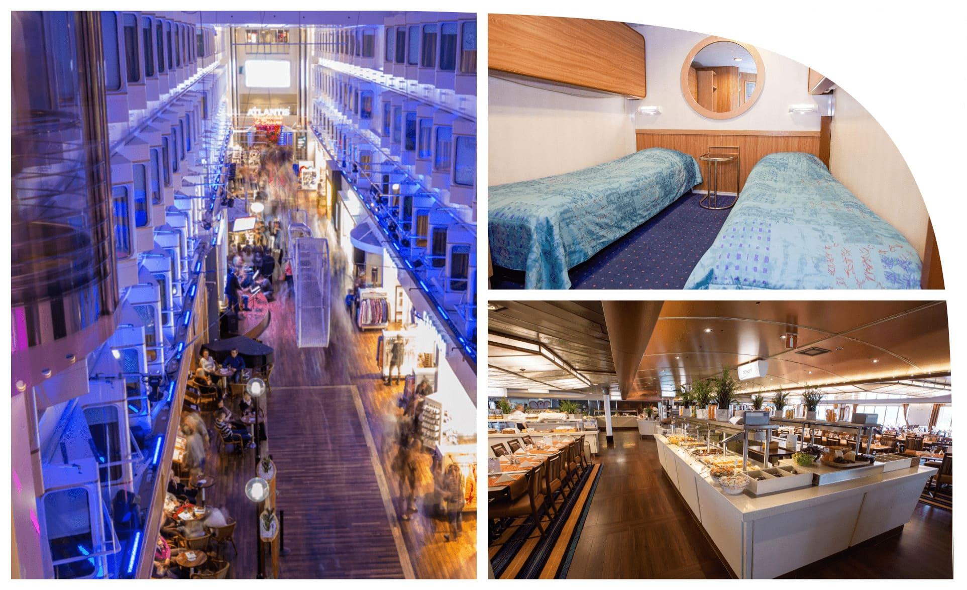 Silja Line паром для участников международного конкурса из Хельсинки в Стокгольм май 2020 (1)