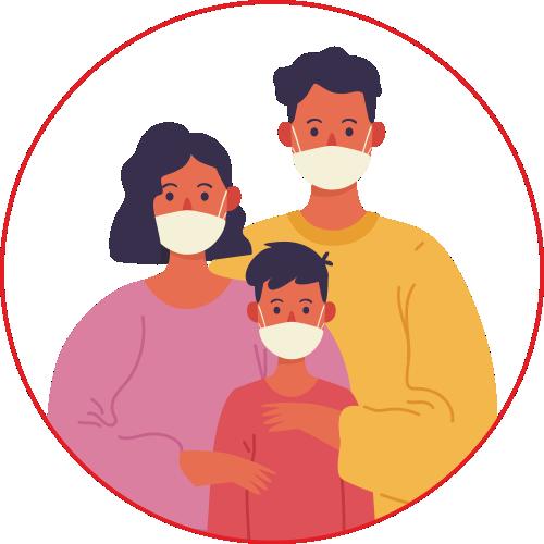 covid-19 info family