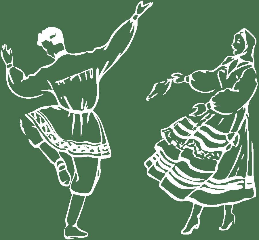 Русские народные танцы