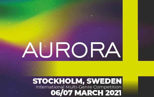 AURORA международный конкурс в Швеции