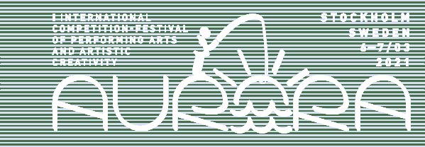 Aurora competition logo 2021